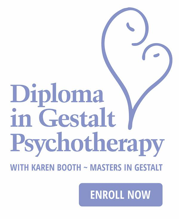 diploma in gestalt psychotherapy - COMING 2021